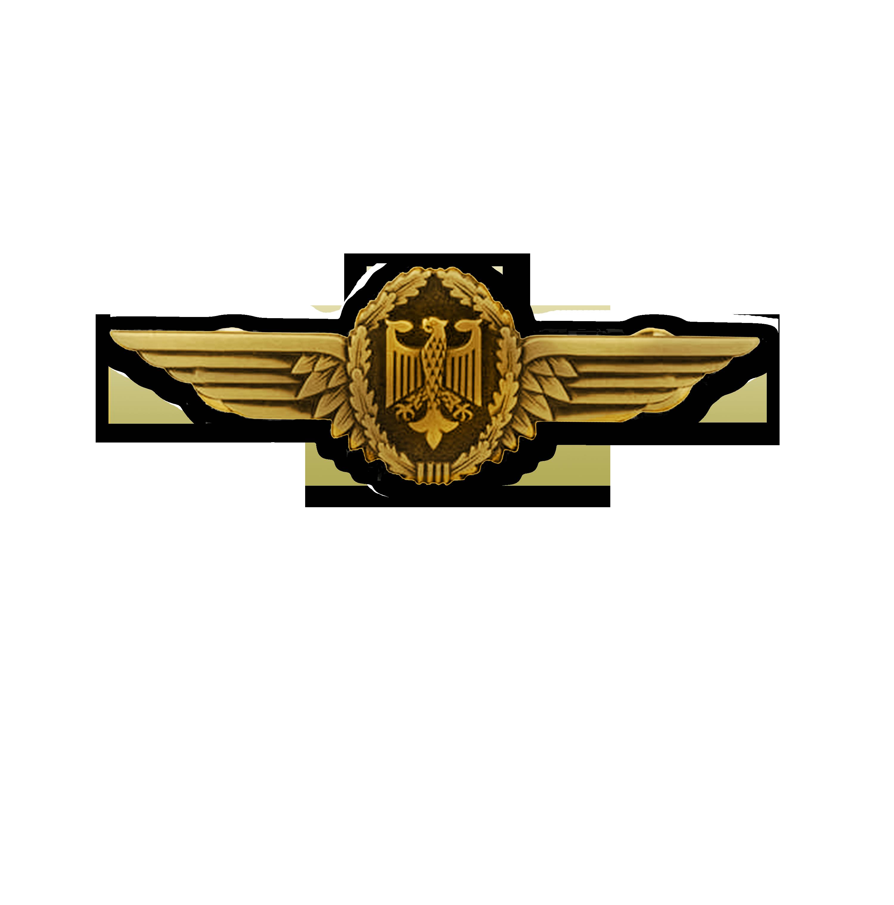 Pilotenschwinge Gold